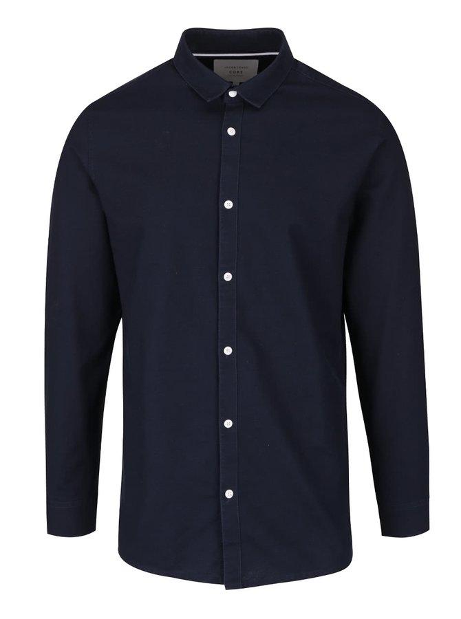 Tmavě modrá košile Jack & Jones Weel