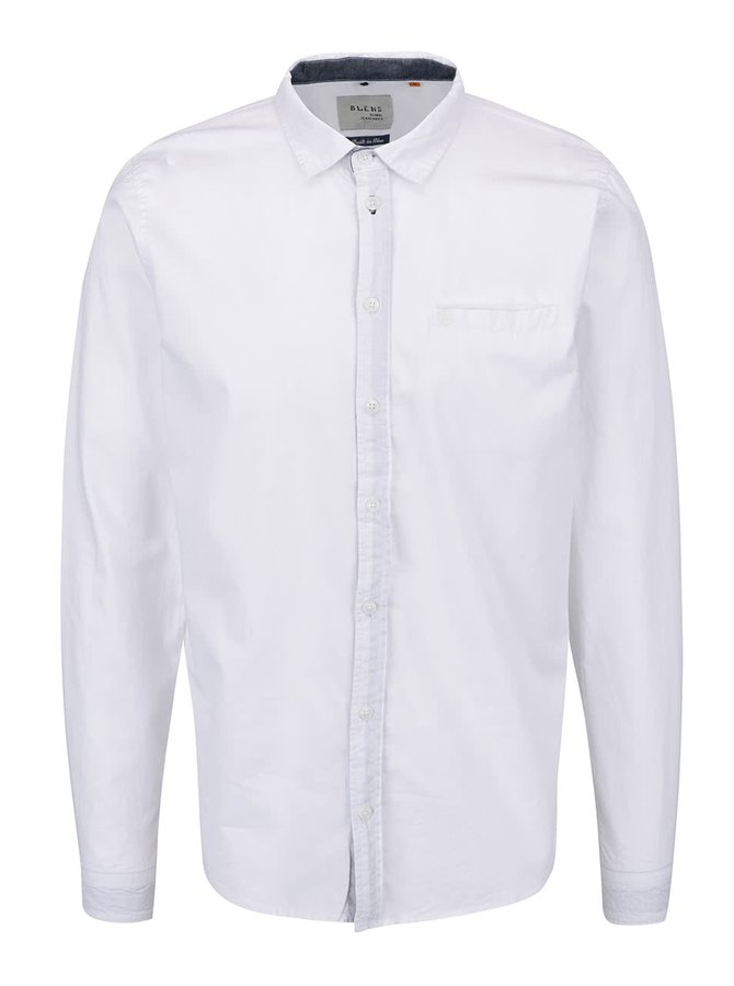 Bílá neformální košile Blend