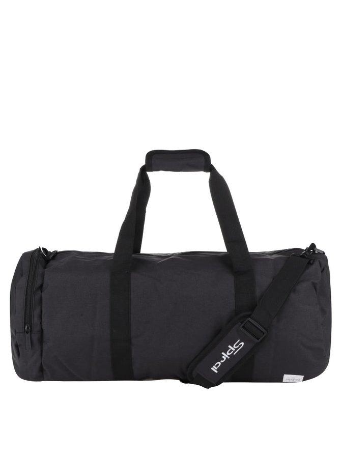 Černá pánská cestovní taška Spiral Duffel
