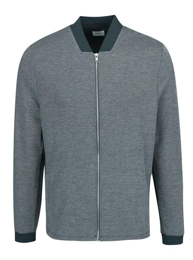 Jachetă gri melanj Burton Menswear London