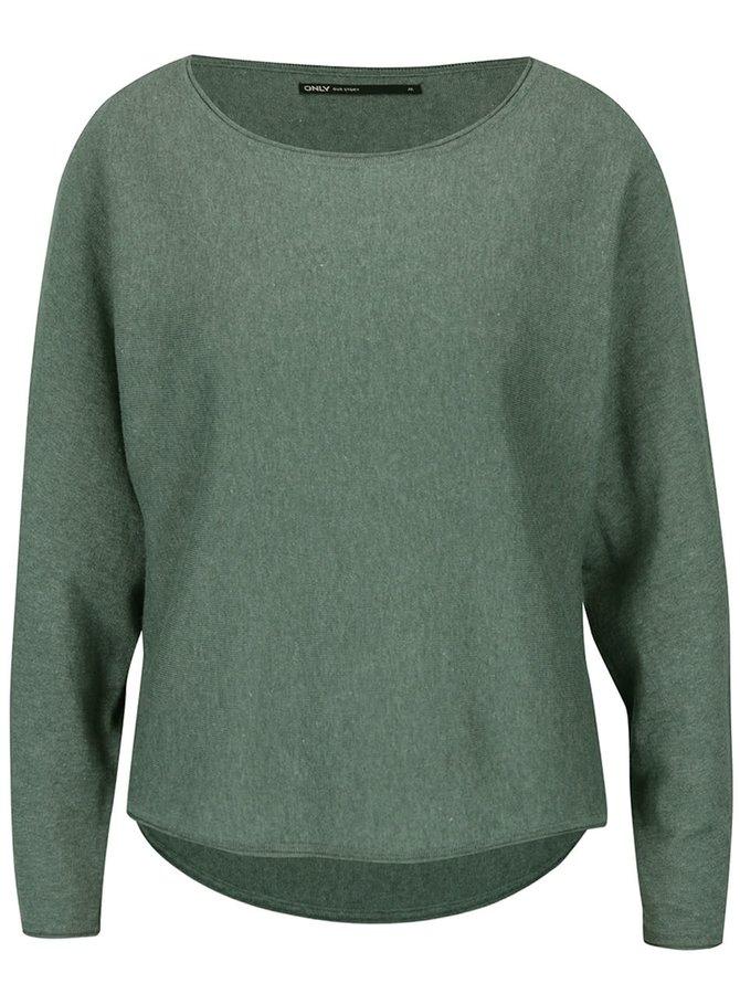 Zelený lehký svetr ONLY Anita