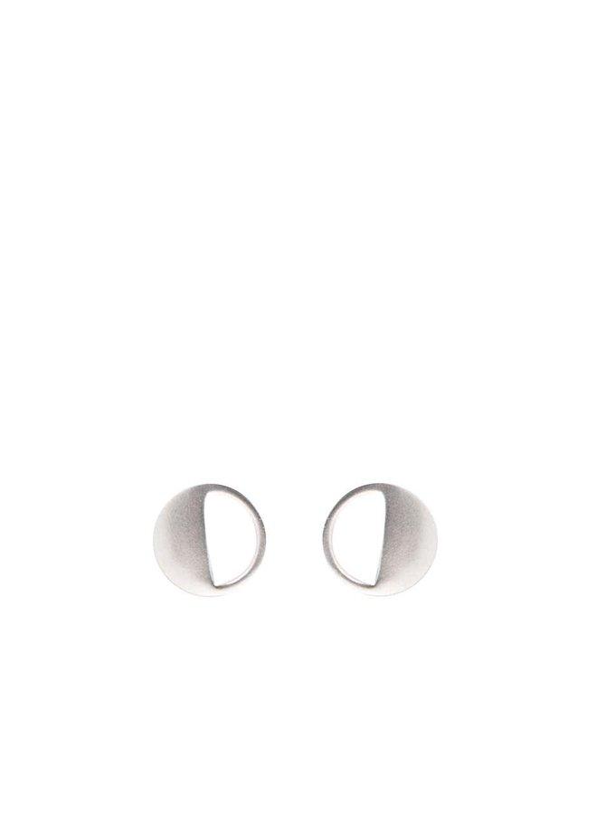 Náušnice ve stříbrné barvě Pieces Mathilde