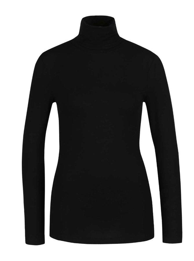 Bluză neagră Selected Femme Paja