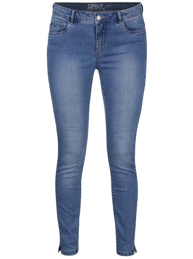 Modré skinny džíny ONLY Denim