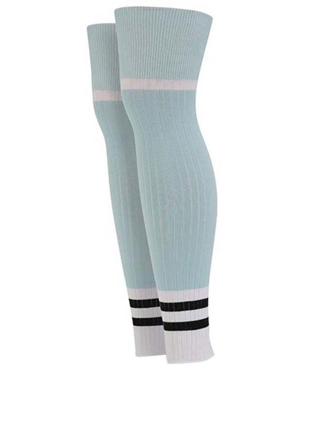 Jambiere de damă Stance Footless albastre