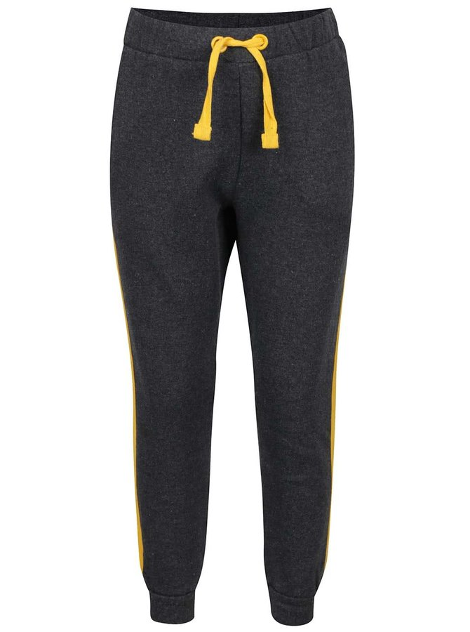 Pantaloni sport de băieți 5.10.15. gri închis