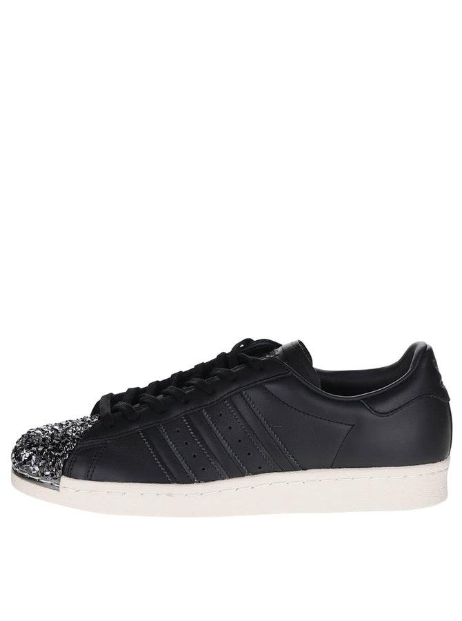 Pantofi sport adidas Originals Superstar negri de damă