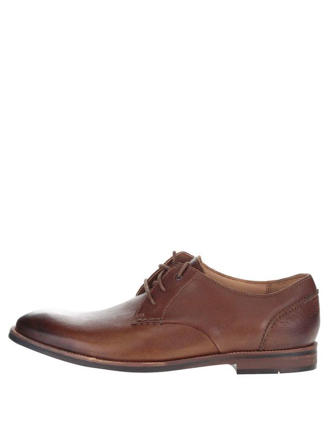 Pantofi maro Clarks Broyd Walk