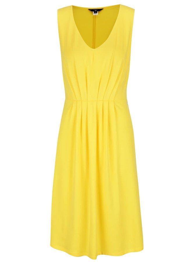 Žluté šaty GANT