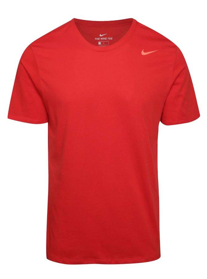 Tricou roșu Nike cu logo