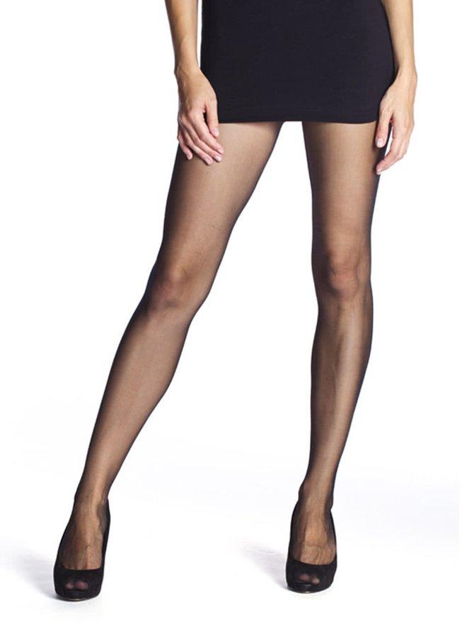Černé punčochové kalhoty Bellinda Fly 15 DEN