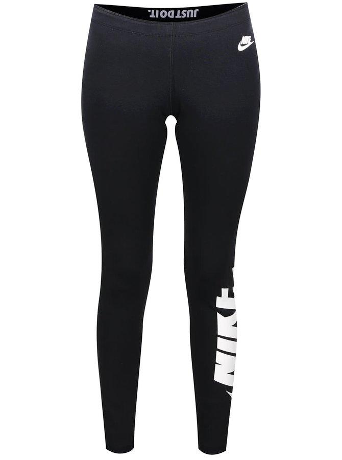 Černé dámské legíny Nike Sportswear Legging