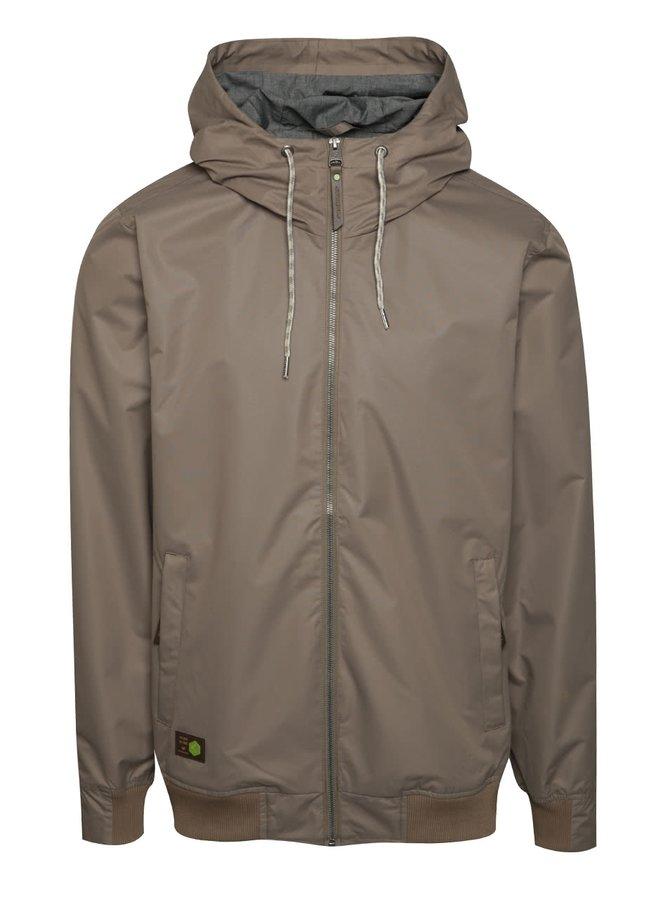 Jachetă maro Ragwear Percy Organic