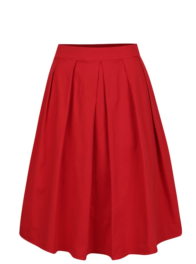 Červená sukně ZOOT