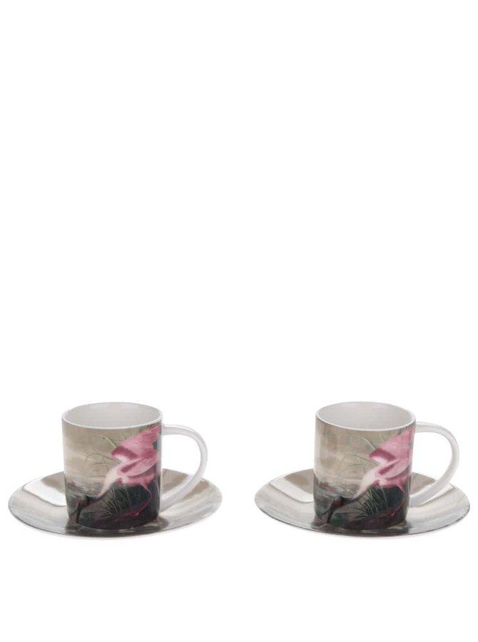 Set pentru espresso Magpie Birds