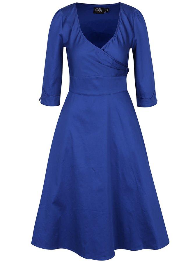 Modré šaty Dolly & Dotty Katherine
