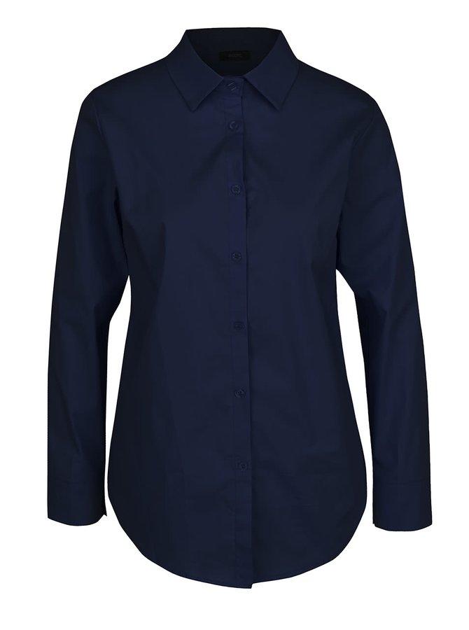 Tmavě modrá dlouhá košile ZOOT