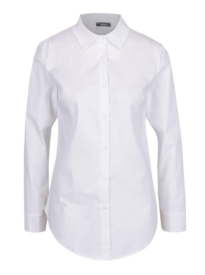 Bílá dlouhá košile ZOOT