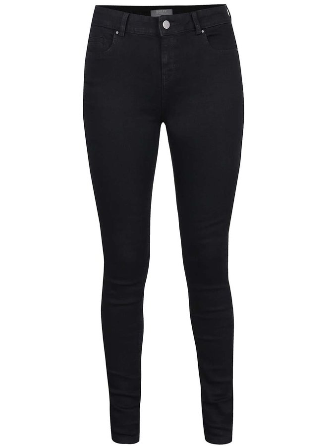 Černé super skinny džíny Dorothy Perkins
