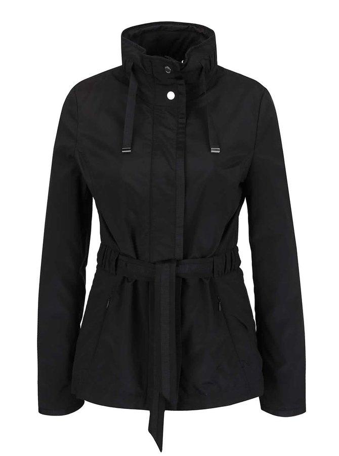 Černá dámská bunda Geox