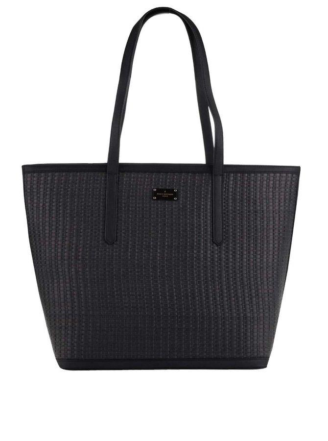 Geantă shopper neagră Paul's Boutique Cleo