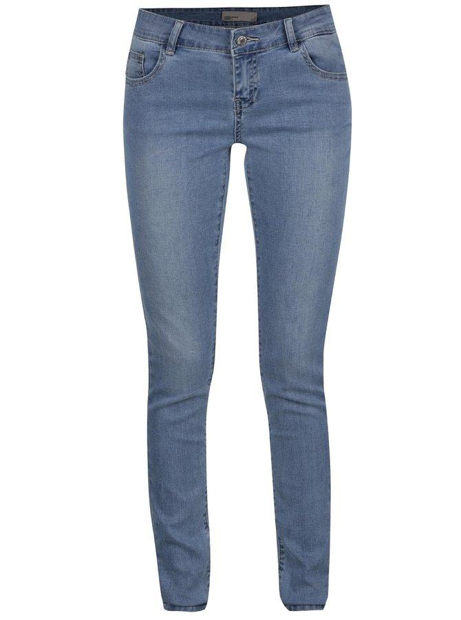 Světle modré slim fit džíny VERO MODA Five