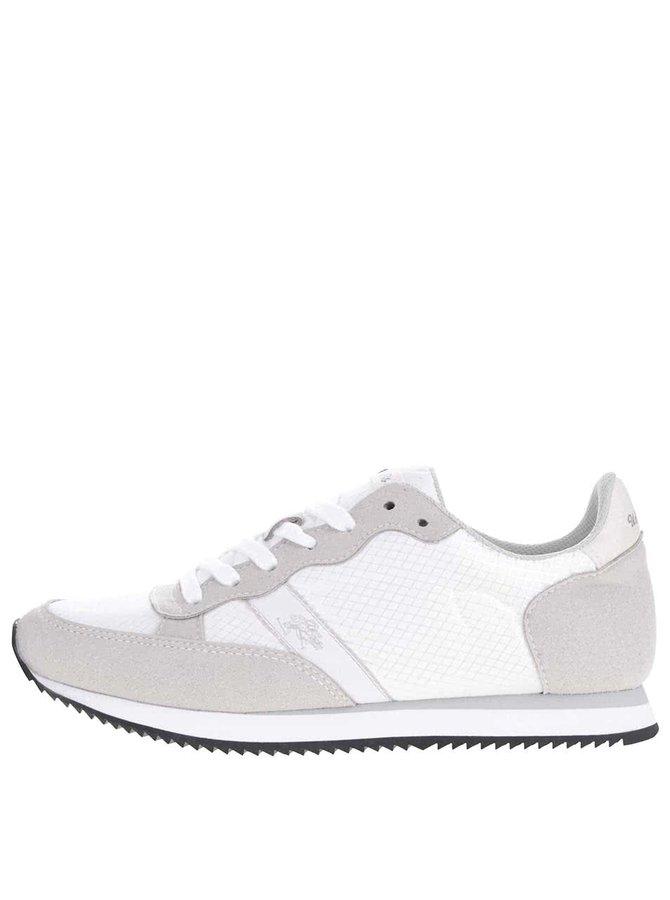 Pantofi sport alb&gri de damă U.S.Polo Assn. Rasty