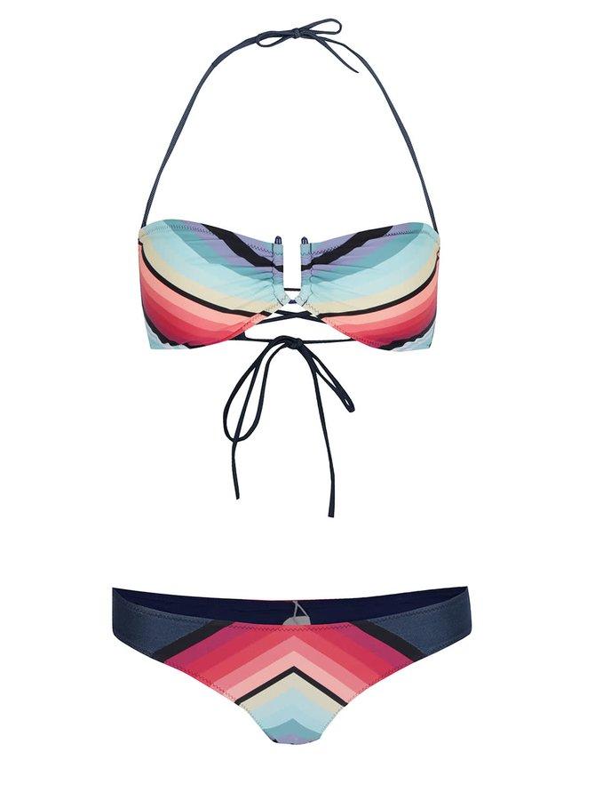 Costum de baie multicolor Rip Curl Surf Daze