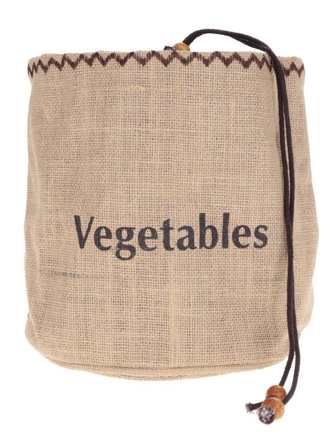 Hnědý pytel na zeleninu Kitchen Craft