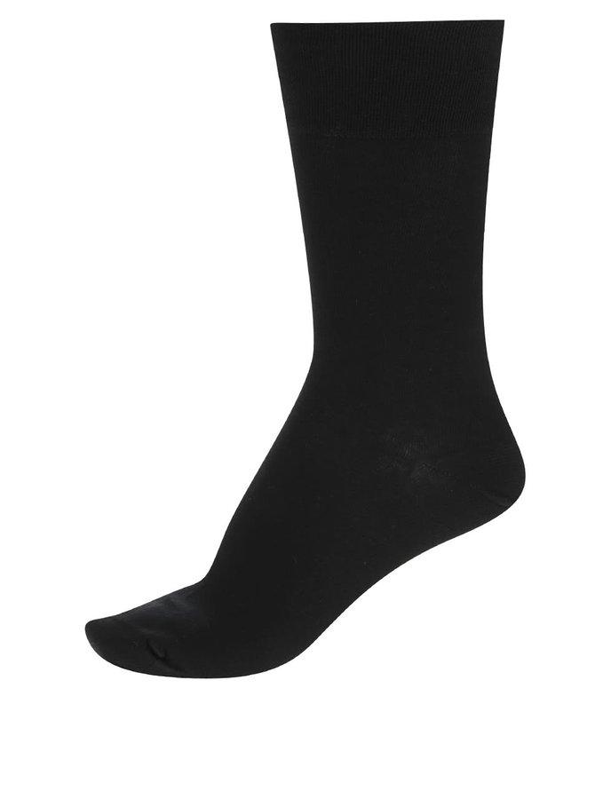 Černé pánské ponožky Bellinda Business