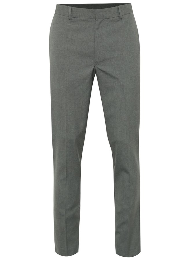 Pantaloni gri Burton Menswear London skinny fit