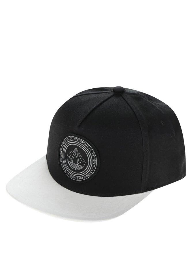 Černá pánská kšiltovka s logem adidas Originals Snb