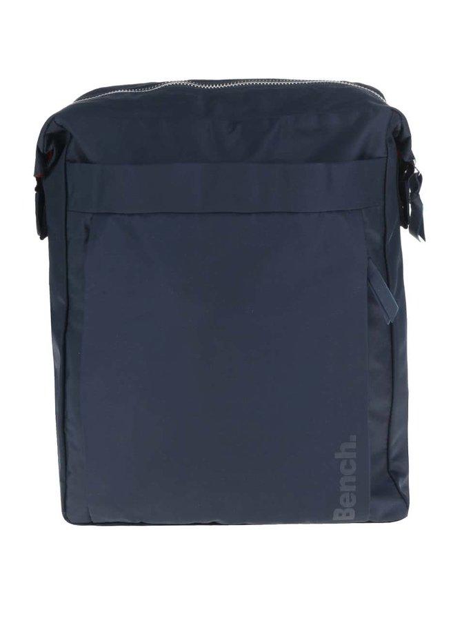 Modrý batoh/taška Bench