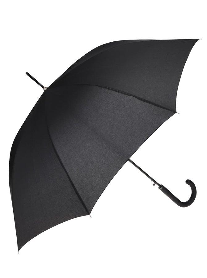 Černý holový deštník Dice