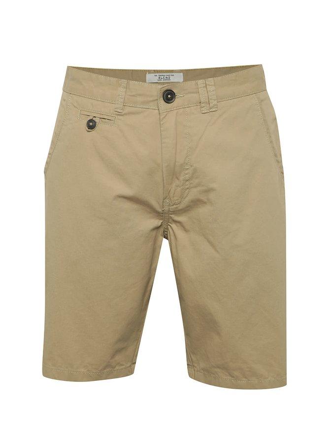 Pantaloni scurți chino bej Blend