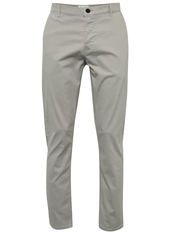 Pantaloni chino gri deschis ONLY & SONS Sharp