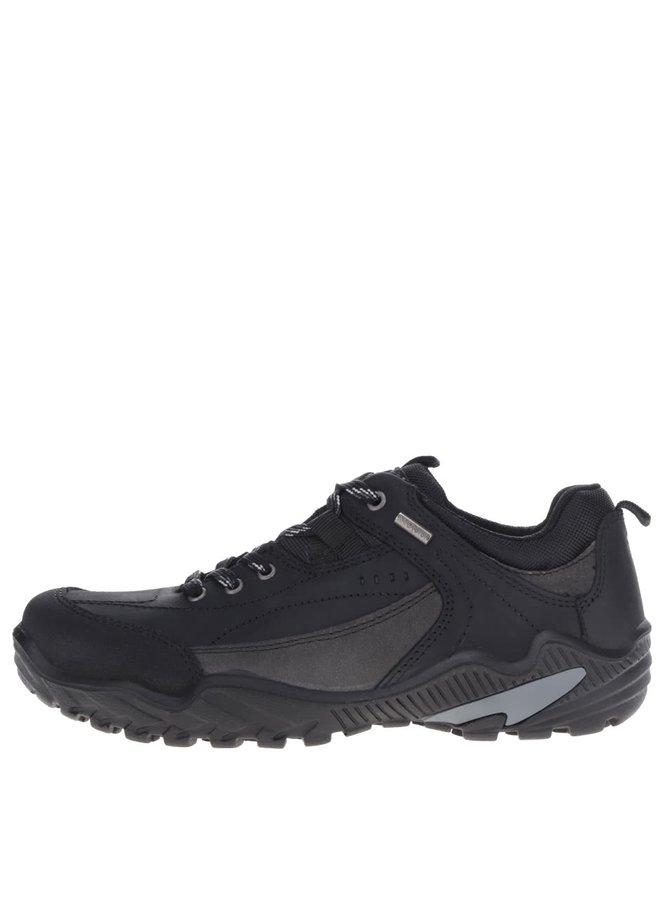 Pánské kožené boty s detaily Weinbrenner