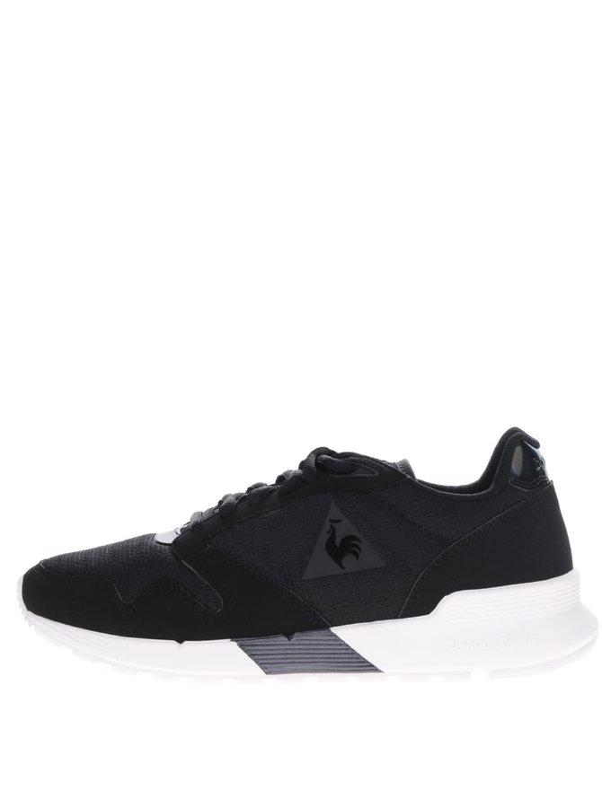 Pantofi sport negri Le Coq Sportif Omega