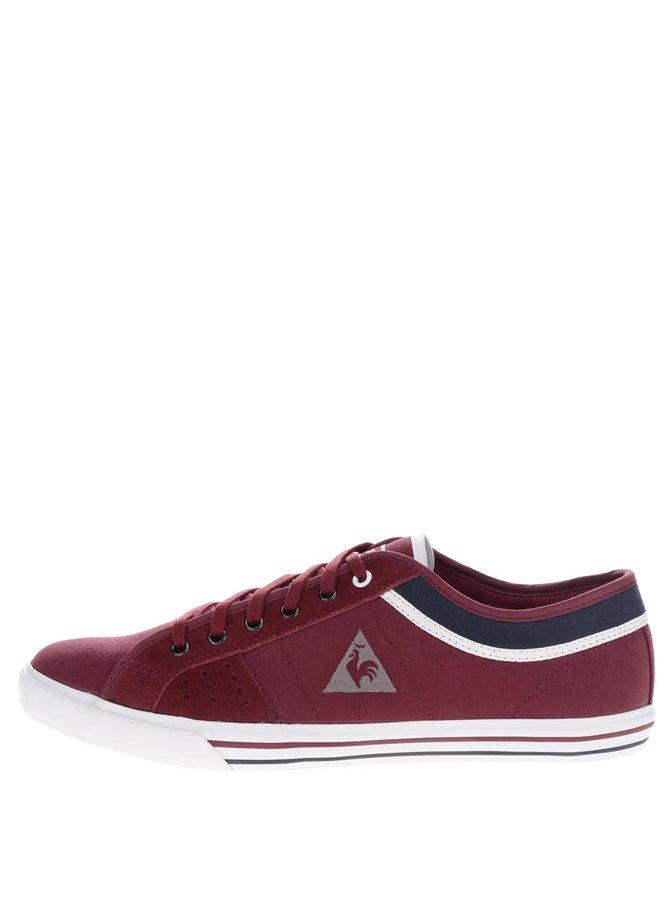 Pantofi sport roșu burgund Le Coq Sportif Saint Ferdinand