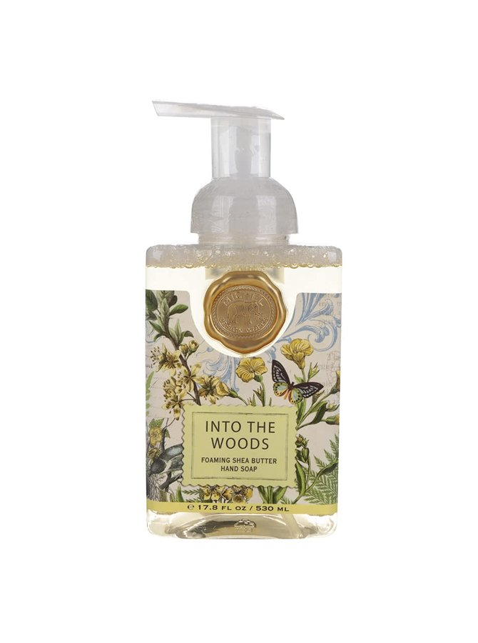 Tekuté mýdlo na ruce s vůní lesa Michel Design Works