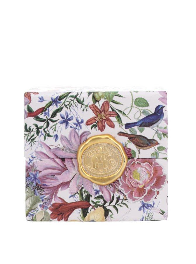 Trhací poznámkový bloček s motivem květin Michel Design Works