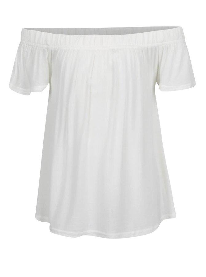 Krémové holčičí tričko LIMITED by name it Sindy