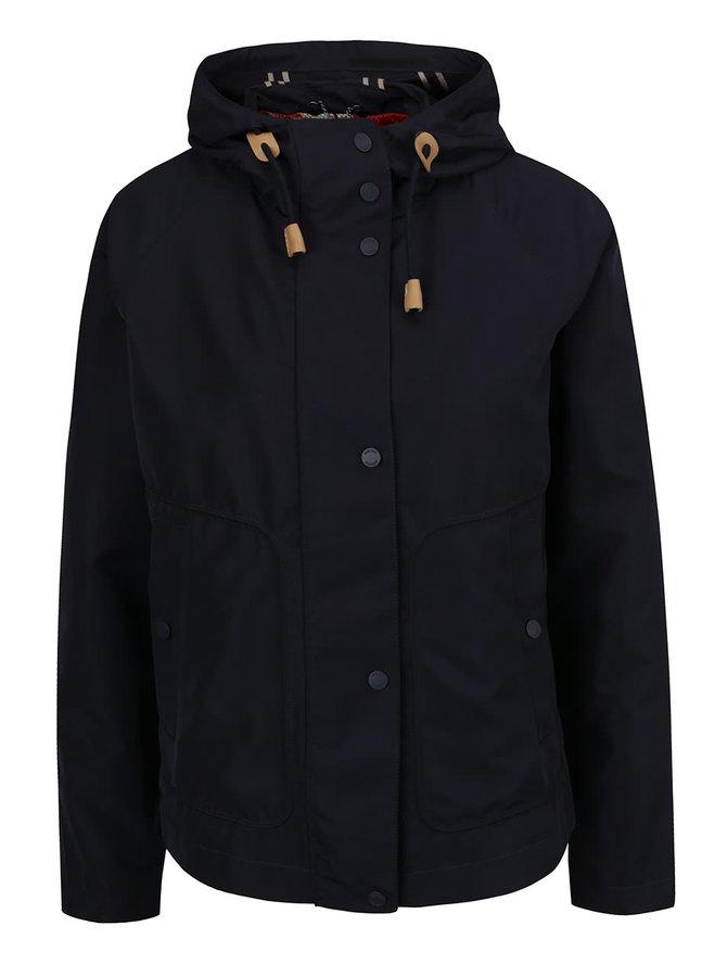 Jachetă albastru închis impermeabilă Geox