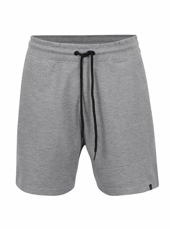 Pantaloni scurți gri Jack & Jones Will
