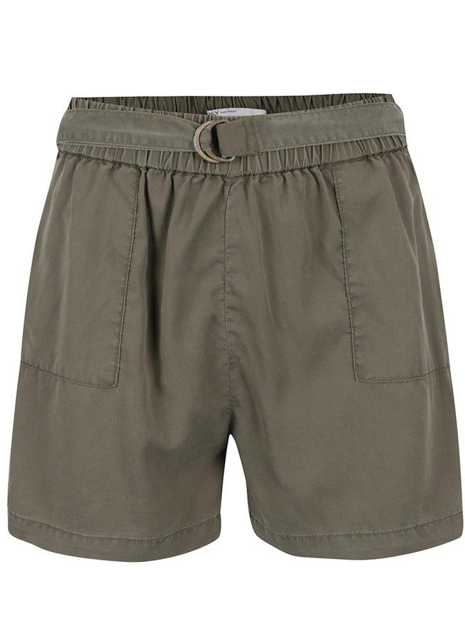Pantaloni scurți kaki ONLY Arizona