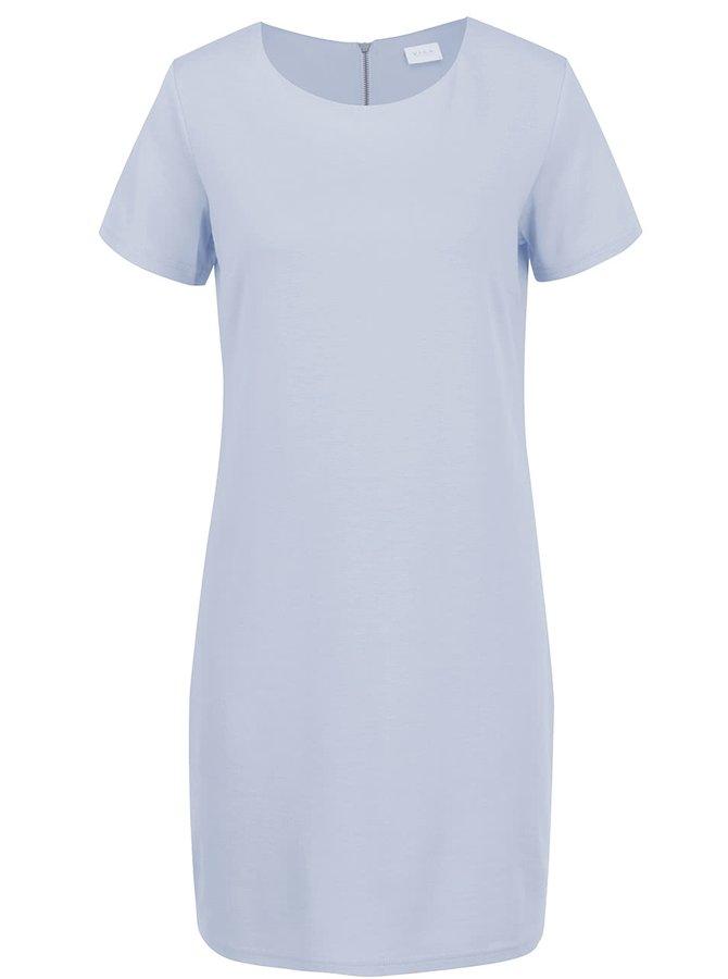 Rochie albastru deschis VILA Tinny