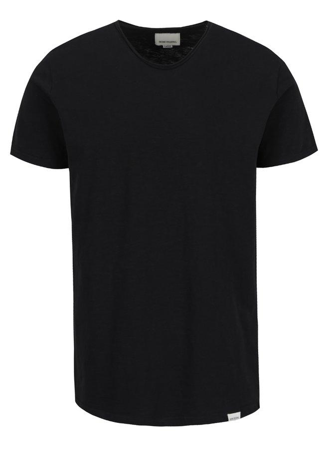 Tricou negru Shine Original din bumbac