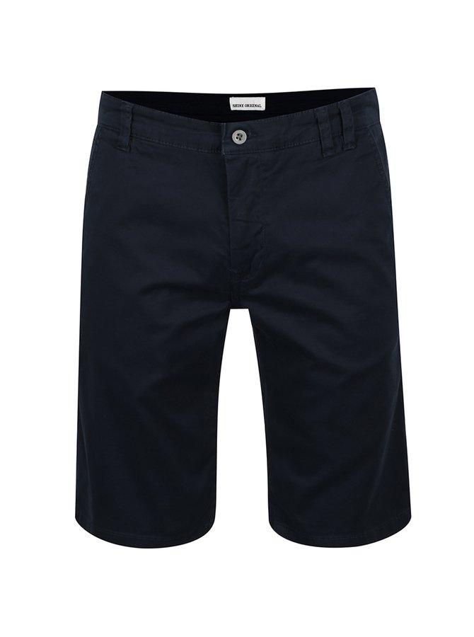 Pantaloni scurți chino albastru închis Shine Original