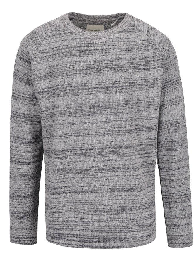 Bluză gri Shine Original din jerseu