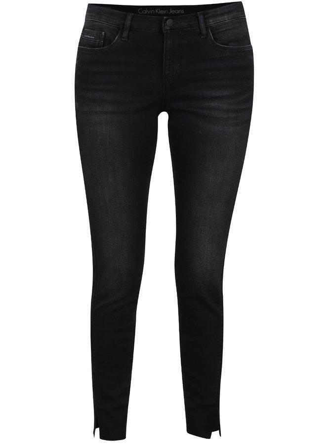 Černé dámské džíny Calvin Klein Jeans